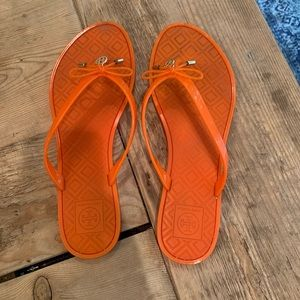 Women's size 11 Tory Burch Jelly Sandals